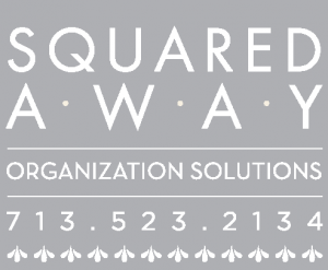 Squared Away, Organization Solutions Houston TX